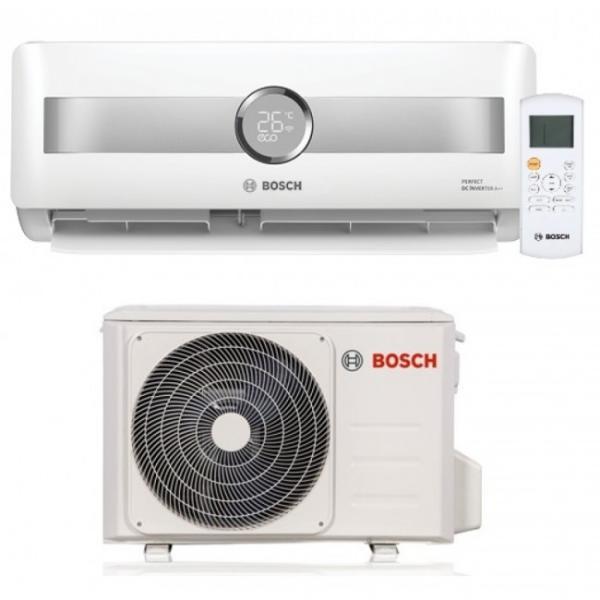 Bosch Climate 8500 oldalfali inverteres klíma